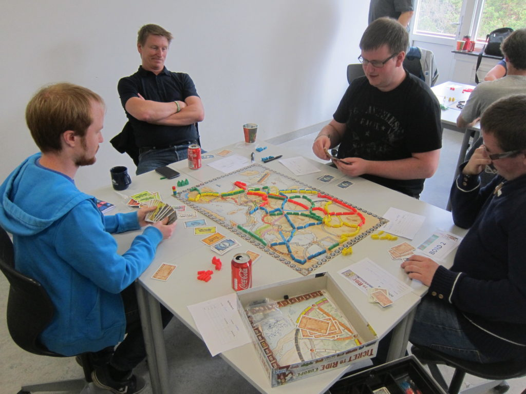 Ticket to Ride-NM 2014